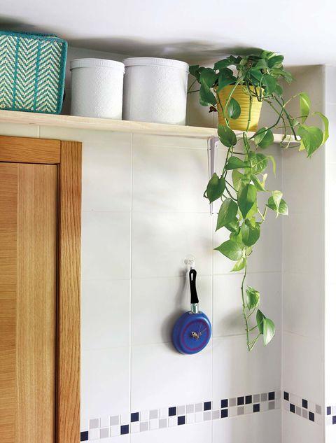 Aprovechar rincones en casa: altillo