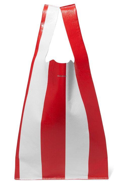 Bag, Red, Handbag, Tote bag, Luggage and bags, Plastic,