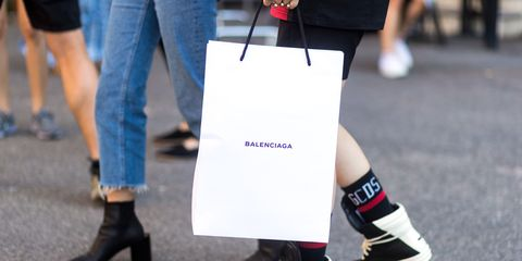 7d9599fcf0 Balenciaga Trolls the World With  1