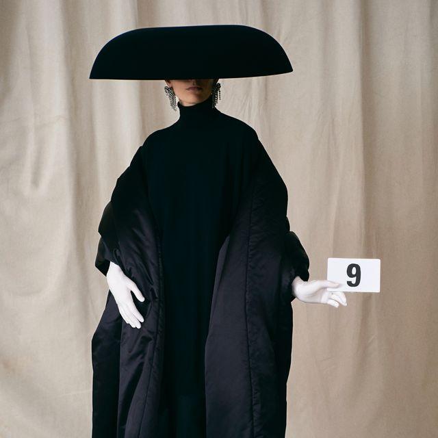 balenciaga, balenciaga couture, aw21, balenciaga 高級訂製服, fall 2021 couture, haute couture, 時裝周, 高級訂製服, 高訂, 高訂周