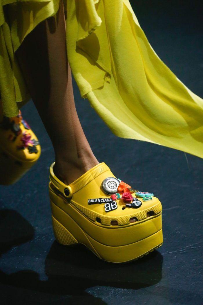 Ugly Fashion Balenciaga History - Why