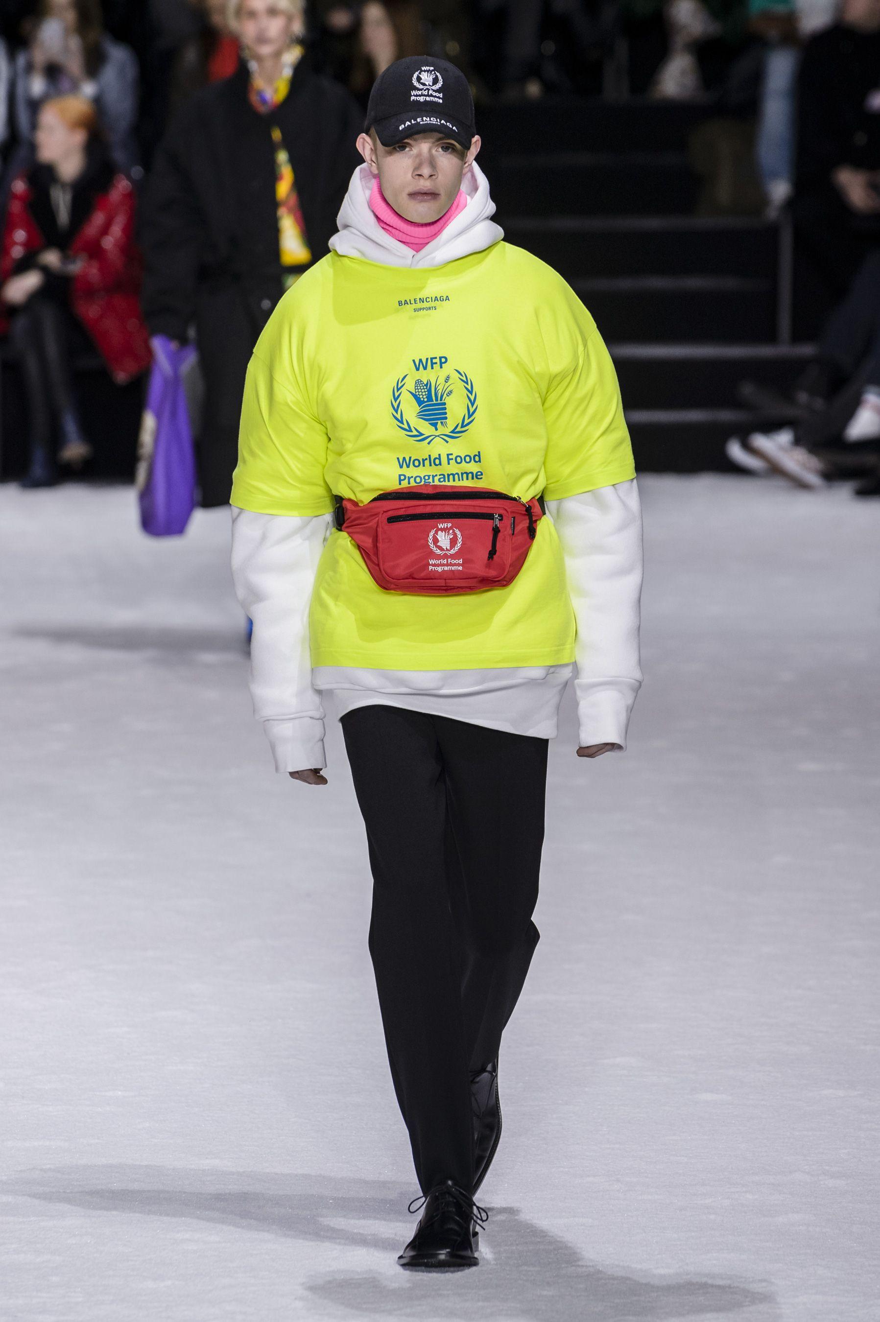 Balenciaga Runway at Paris Fashion Week