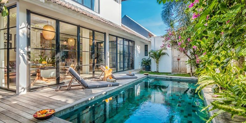 Group villa Bali