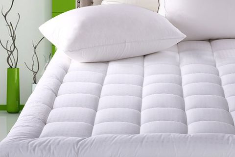 in pads bedding white pillow toppers category inch memory bed bath topper covers therapedic beyond gel mattress enhancer store basics protectors