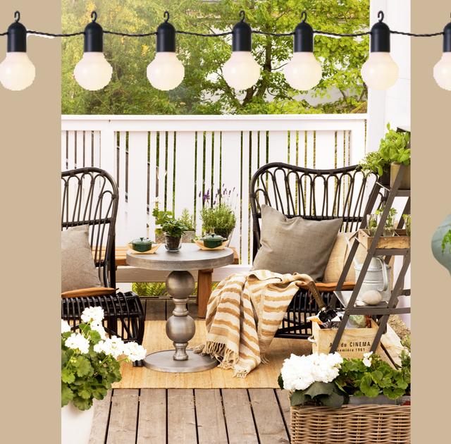 Maak je balkon summer-proof met deze zonnige items