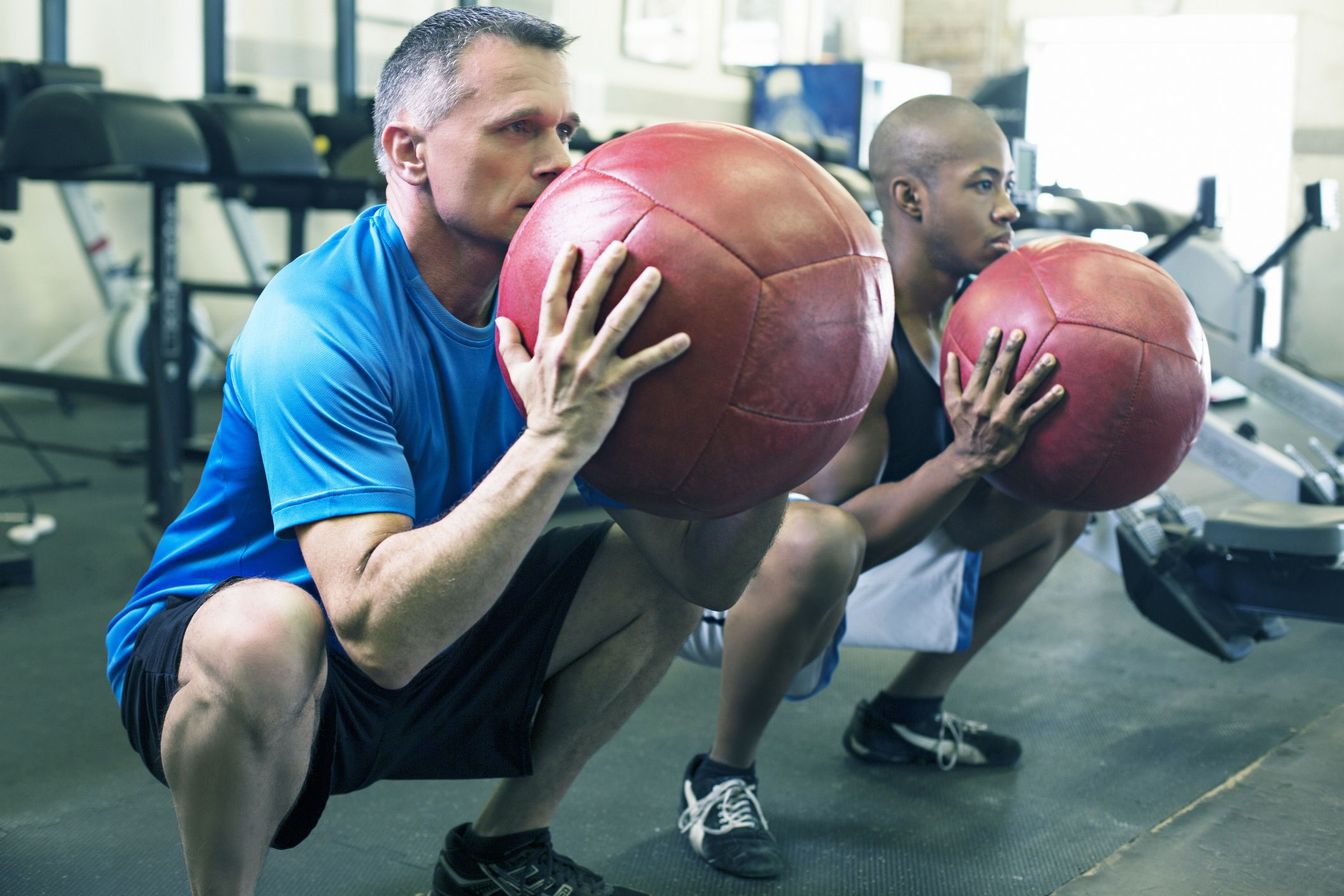 Forget What You've Heard, This is the Best Weight-Lifting Advice For Men Over 40
