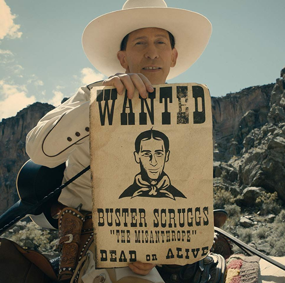 The Ballad of Buster Scruggs, the Coen Brothers' New Netflix Movie, Is What TV Wishes It Could Be