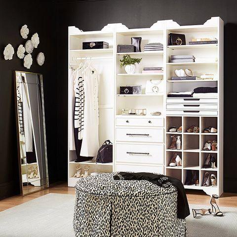 luxury closet systems