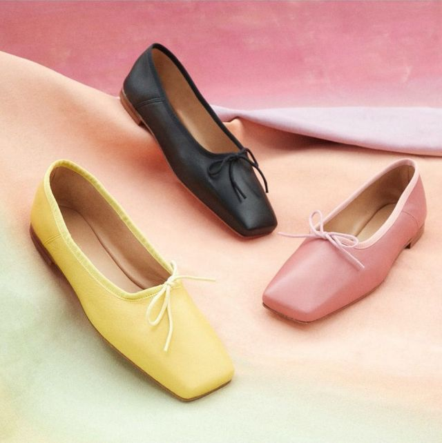 舒適日常必備芭蕾舞鞋推薦!chanel、dior、prada等精品、小眾品牌芭蕾平底鞋盤點