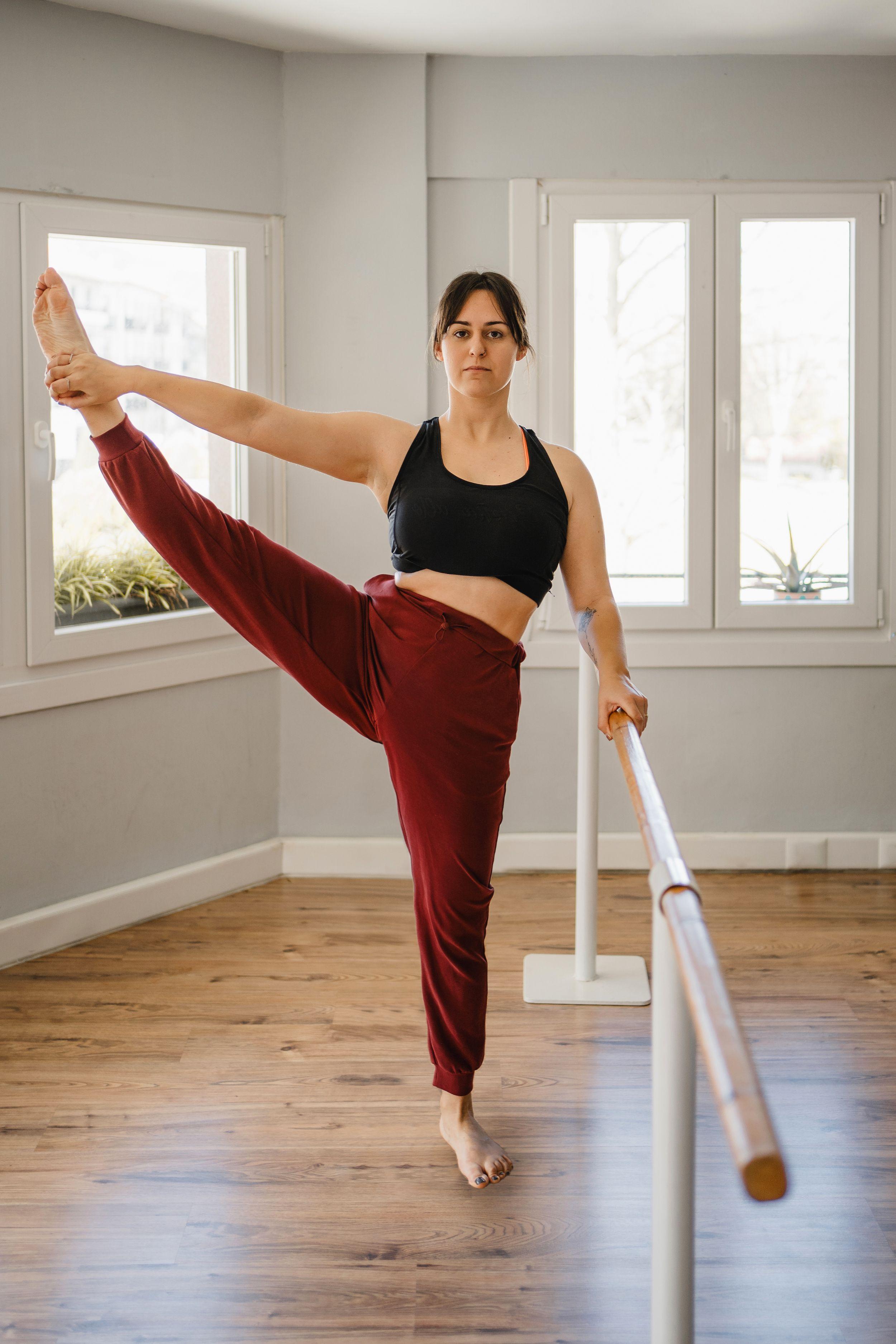 ballet barre pierdere în greutate