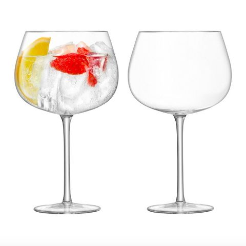 Balloon gin glasses | Gin balloon glasses