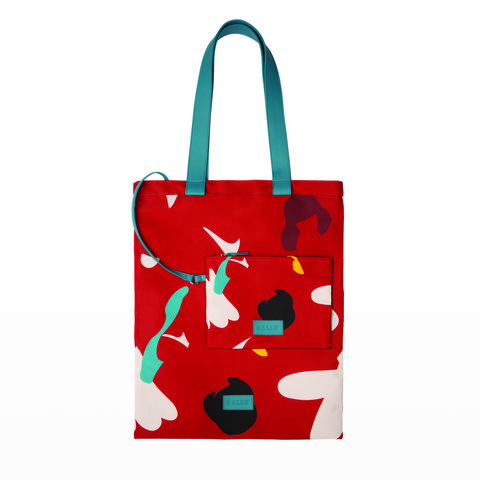 Handbag, Bag, Red, Tote bag, Fashion accessory, Product, Shoulder bag, Luggage and bags, Shopping bag, Design,
