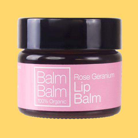 Balm Balm Rose Geranium Organic Lip Balm