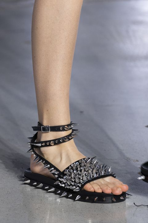 1e56a983762 The Best Shoes On The AW19 Fashion Week Runways