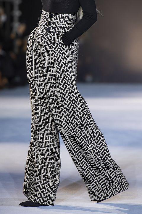 pantaloni a vita alta moda primavera estate 2021