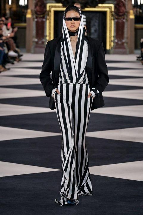 tendenza moda righe 2020
