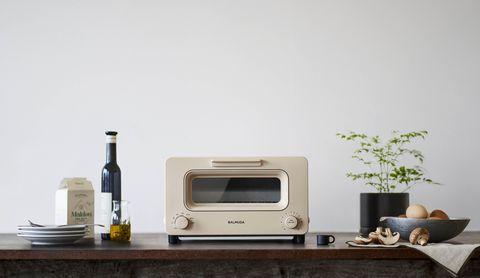balmuda the toaster 蒸氣烤麵包機