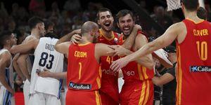 Seleccion Española Baloncesto