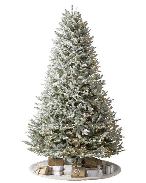 balsam hill frosted fir