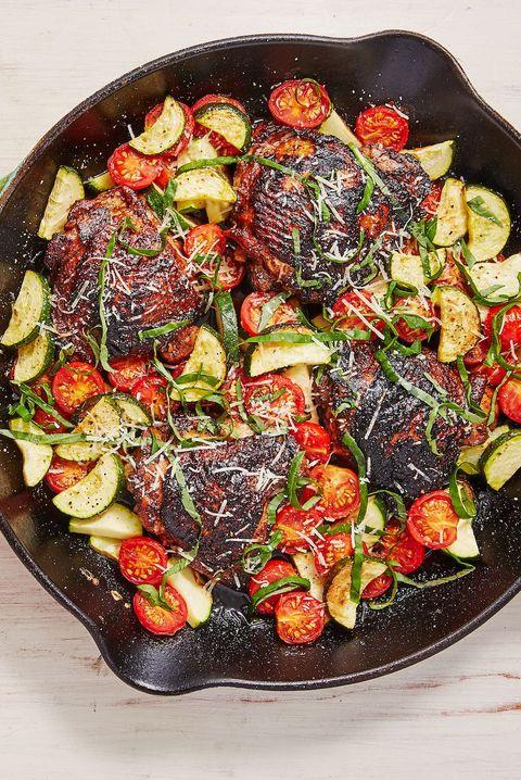 one pot chicken thigh recipes