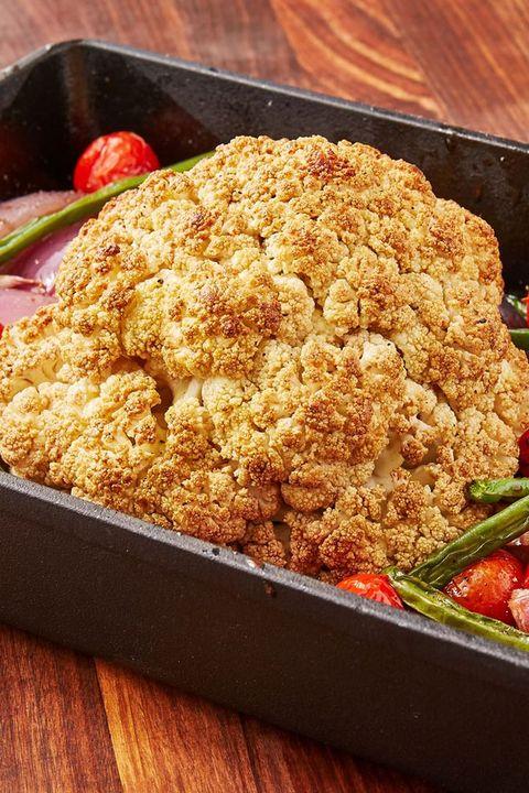 roasted cauliflower recipes
