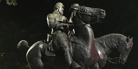 Confederate Statue Baltimore