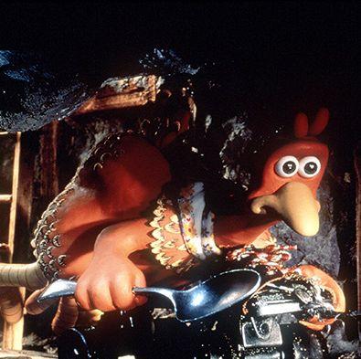 Best Toddler Movies - Chicken Run
