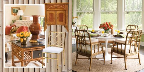 Every Home Should Have A Touch Of Vintage Bamboo