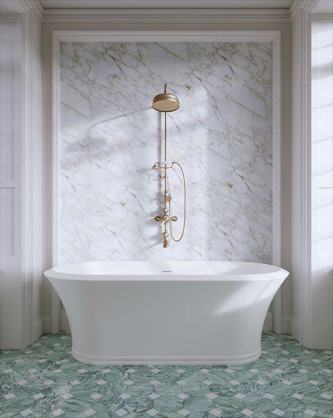 muebles, diseños y noticias en baños