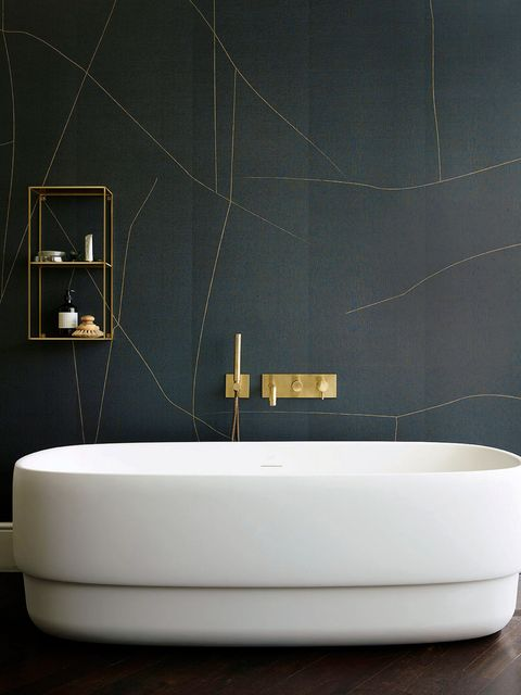 renueva el cuarto de bano  bañera de diseño