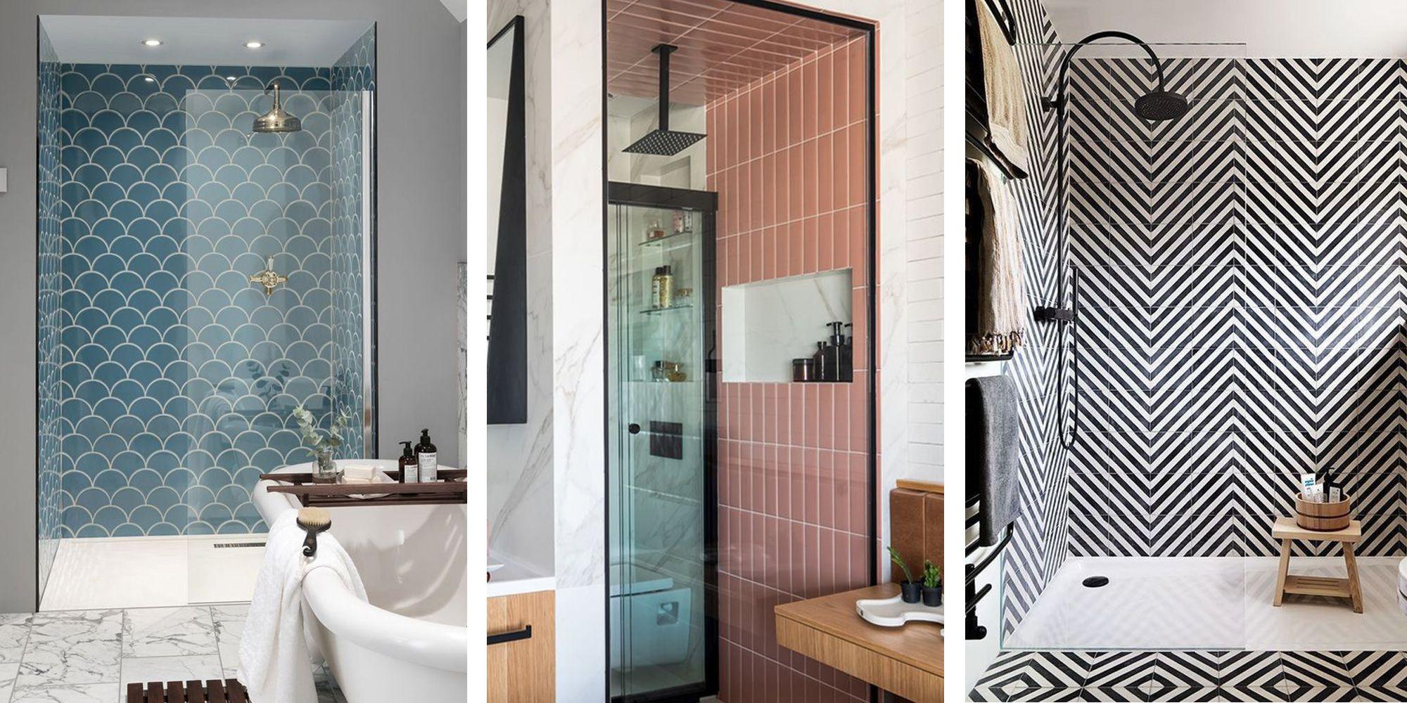 Inspiración para el baño: Los azulejos más originales