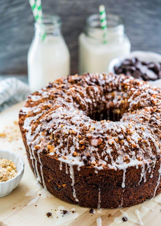 11 Easy Applesauce Cake Recipes Healthy Cakes Using Applesauce Delish Com