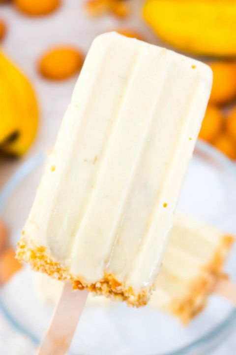 banana cream pie popsicle recipe