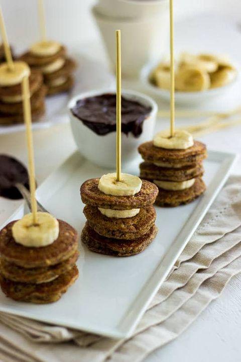 pancake skewers