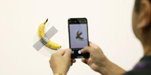 banaan-kunstwerk-plagiaat-memes-viral