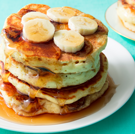 Best Banana Pancakes Recipe How To Make Banana Pancakes