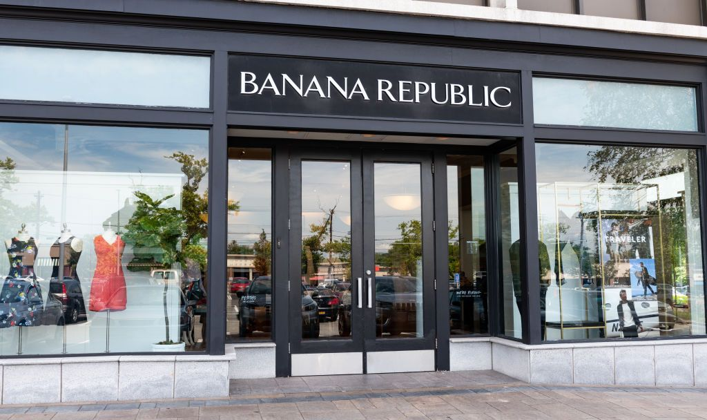 Banana Republic is Launching a Clothing Rental Service