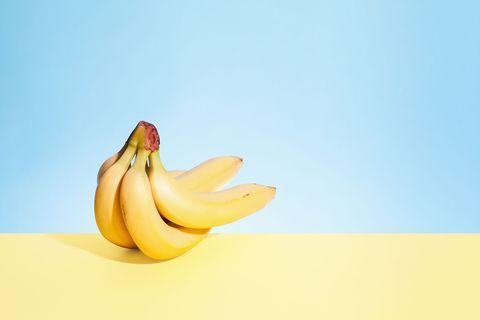 Yellow, Natural foods, Fruit, Whole food, Banana family, Cooking plantain, Banana, Saba banana, Vegan nutrition, Peach,