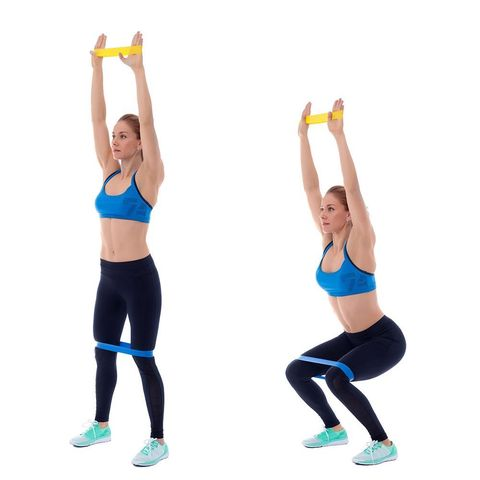 At-home workout gym equipment