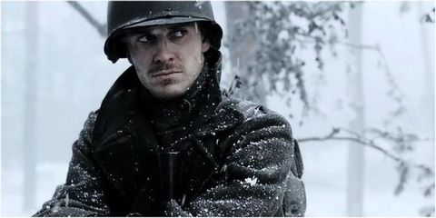 michael fassbender in band of brothers