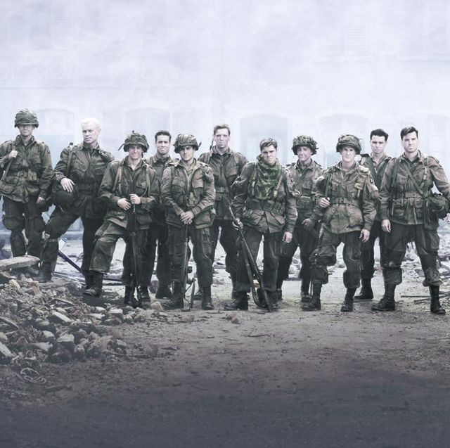 10 Big British (or Irish) Actors You Forgot Were in 'Band of Brothers'