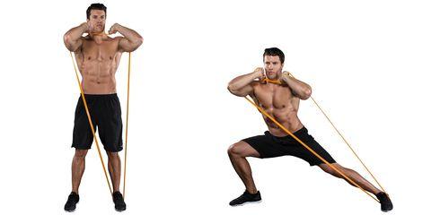home leg workouts