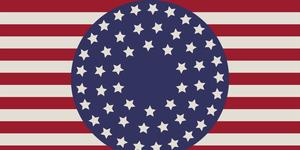 bandera Estados Unidos Watchmen