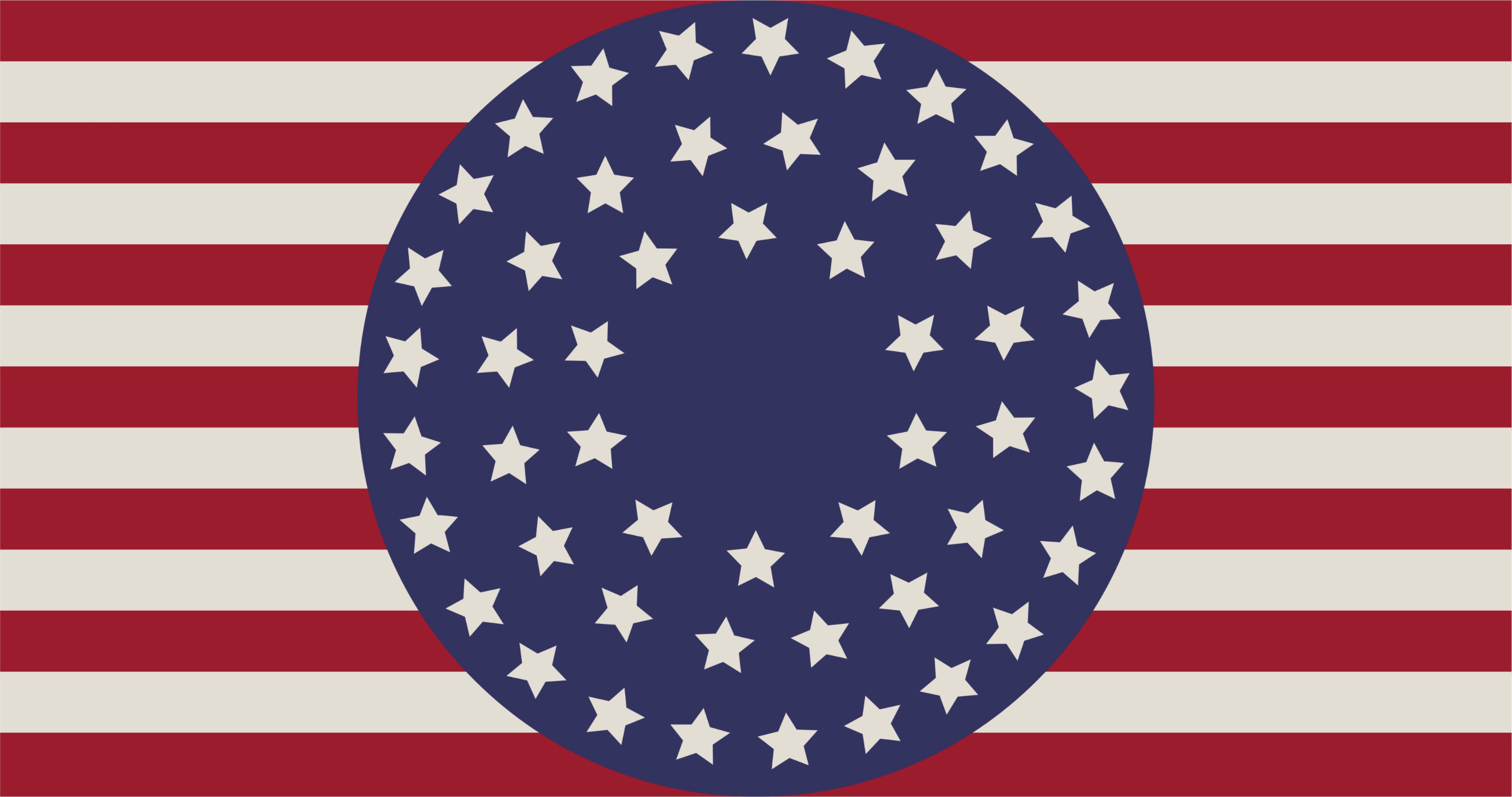porque los colores dela bandera de estados unidos