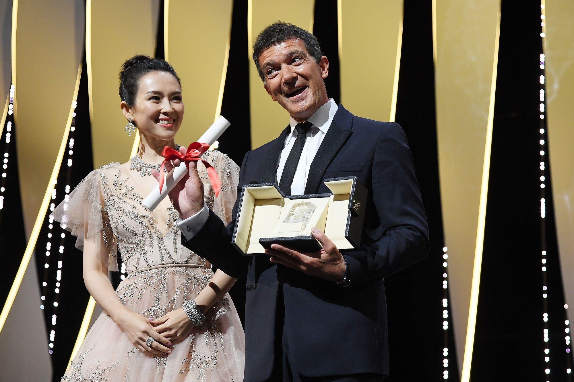 Palmarés de Cannes 2019, premio para Antonio Banderas