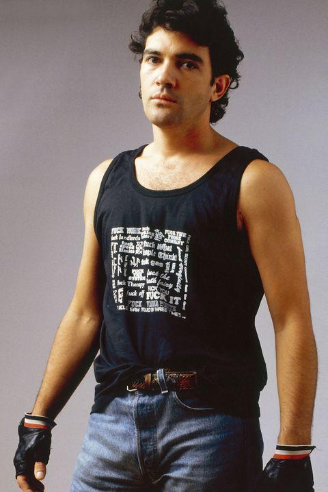 Antonio Banderas comienzos carrera profesional