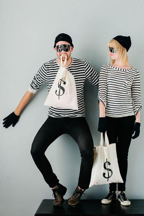 Bandits Homemade Costume