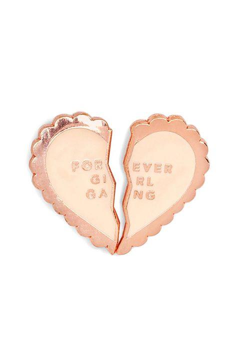 Heart, Beige, Ear, Heart, Love, Fashion accessory,