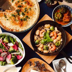 豆と野菜の料理教室「SOY食クッキング」