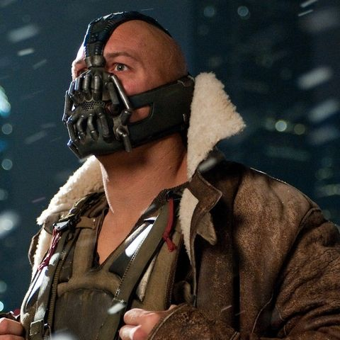 tom hardy bane dark knight rises mask